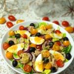 Salatka Nicejska – Ksie...