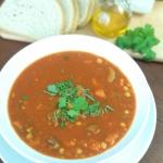 Harira marokanska zupa �...