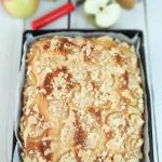 Ciasto drozdzowe z jablka...