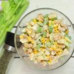 Salatka z selerem naciowy...