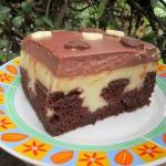 Ciasto budyniowy...