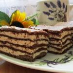 Ciasto Spartak-kakaowy...