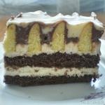ciasto Góra lodowa (z...