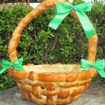 Wielkanocny koszyk z...