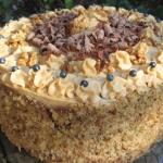 Wspaniały tort...