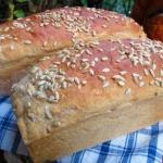 Domowy chleb bez wyrabian...