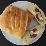 Hornazo, hiszpanski chleb...
