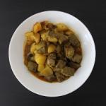 Curry z jagniecej watrobk...