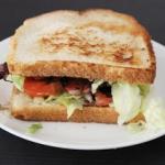 Amerykanska kanapka BLT (...