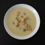 Zupa serowa z pulpecikami...