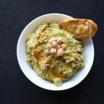 Hummus z ciecierzycy z...