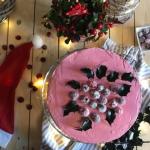Tort żurawinowy z...