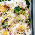 Salatka z brokulem