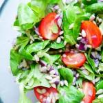 Salatka z roszponka