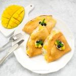 Naleśniki a la mango...