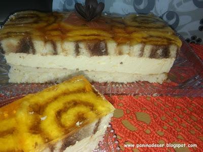 Rondel Pl Ciasto Tygrysek
