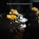 muffiny czekoladowo -...