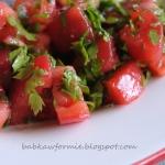 najprostsza salatka z pom...