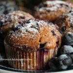 muffiny z aronią i...