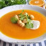 zupa krem z marchwi i pom...