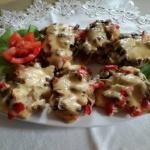 Filety pod pierzynka sero...