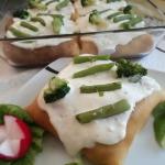 Nalesniki z brokulami i f...