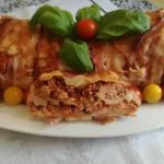 Rolada z Lasagne