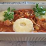 Filet z kurczaka z warzyw...