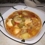 Forszmak zupa z kurczakie...