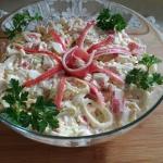 Blyskawiczna salatka z kr...
