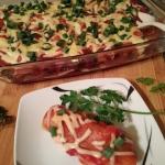 Cannelloni  w sosie meksy...