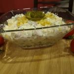 Salatka imprezowa z kaban...
