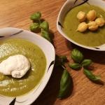 Zupa krem z Brokul