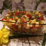 Zabojcza salatka