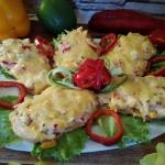 Kebabowo Gyrosowe Kotlety