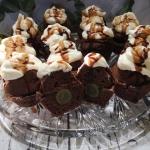 Muffiny czekoladowe z win...