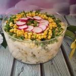Wykwintna Salatka