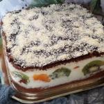 Ciasto owocowy Gaj