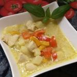 Abstrakcyjna zupa z...