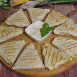 Tortillewe trójkąciki