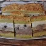 Ciasto Borówkowy...