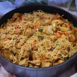 Chińska potrawka