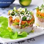 Domowe  oszukane  sushi b...