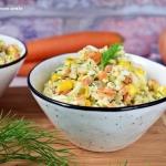 Jarzynowa salatka Matki N...