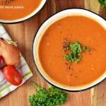 Zupa pomidorowa z cukinia...