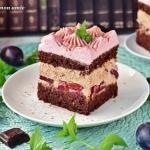 Ciasto czeko-sliwka