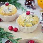 Muffiny pomarańczowe z...