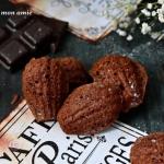 Magdalenki czekoladowe
