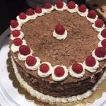 Tort na imieniny/urodziny...
