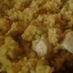 Ryz curry z kurczakiem i ...